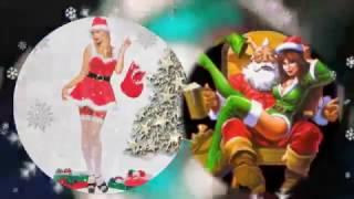 С Новым 2019 годом! Веселое поздравление от Деда Мороза с плясками:)