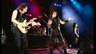 DIO.Super Rock Festival. Japan, Tokyo, august 10, 1985