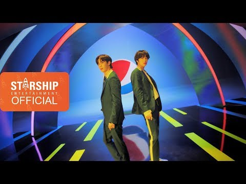 What's K Poppin Blog - VIXX & MONSTA X Collab with Pepsi