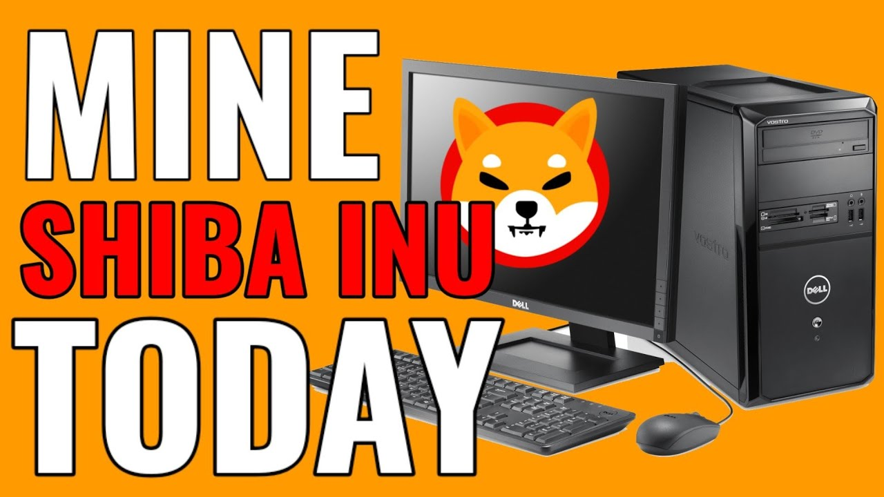 Обложка видеозаписи How To Mine Shiba Inu On Any Computer | How To Start Mining Shib With Unmineable | Easy Download