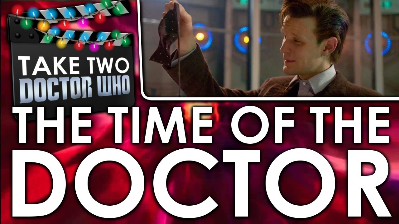 Time of the Doctor - Take Two Review
