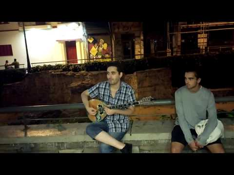 Thessaloniki - visiting KG guitars