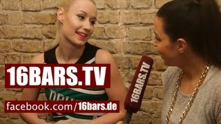 "Iggy Azalea über T.I., Female MCs, 2pac und ""The New Classic"" (16BARS.TV)"