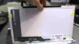 видео Матрица для ноутбука 15.6 / 1366*768 / LED / 40 pin