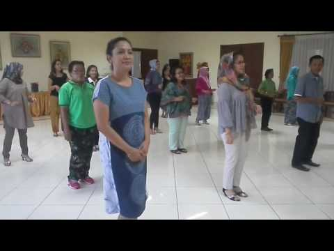 Teringat Selalu (Golden Memory Song), Choreographer : Gati Tjipto R