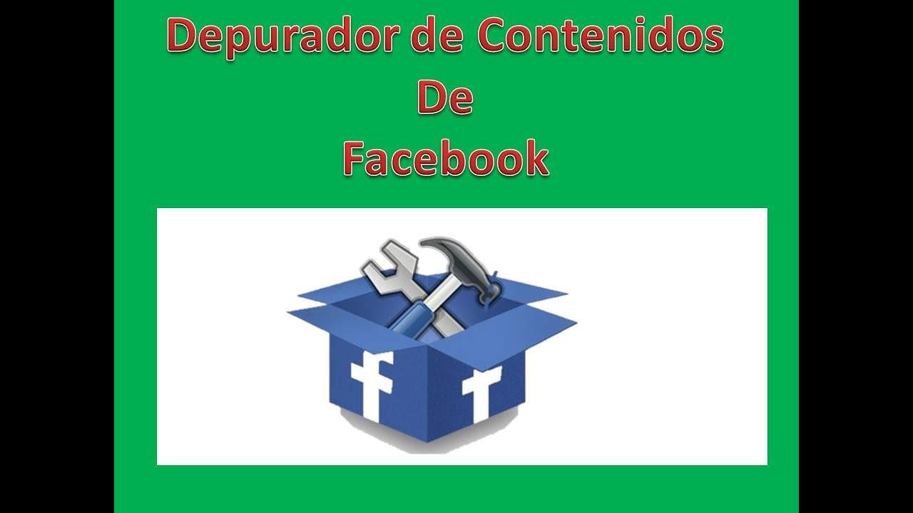 Depurador de Contenidos de Facebook - No se muestra la imagen del Articulo al compartirlo.