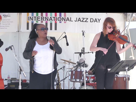 International Jazz Day in Santa Cruz - 2017