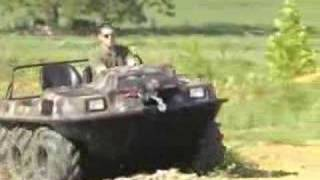HydroTraxx - The Ultimate Amphibious ATV