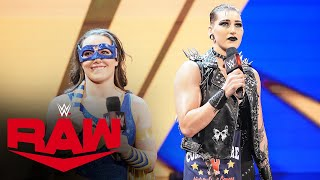 Rhea Ripley \u0026 Nikki A.S.H. lead the charge for victory over cancer: Raw, Sept. 20, 2021