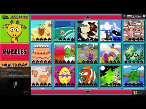 Pixel Puzzles Junior: 100% Achievements / Let's Play |