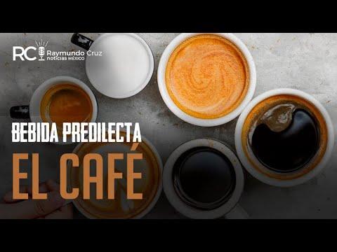 ¡BEBIDA PREDILECTA EL CAFÉ!