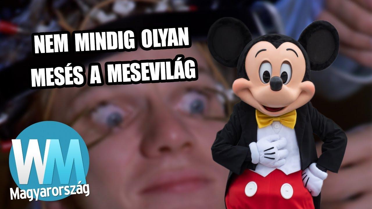 Top 10 sötét történet a Disney Worldbeli munkáról