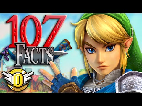 Download Youtube: 107 Hyrule Warriors Facts - The Legend of Zelda - Super Coin Crew