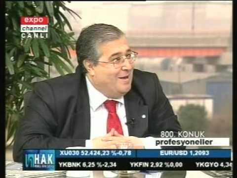 Expo Channel - Profesyoneller - Masum Türker - 05.01.2006