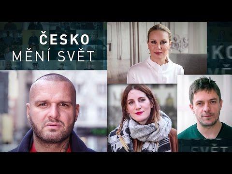 Česko mění svět