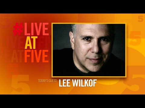 Broadway.com LiveatFive with Lee Wilkof of HOLIDAY INN