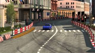 ACR/Auto Club Revolution PC Race Car Game - Moscow Track