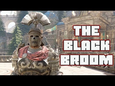 The Black Broom   Centurion Duels   For Honor