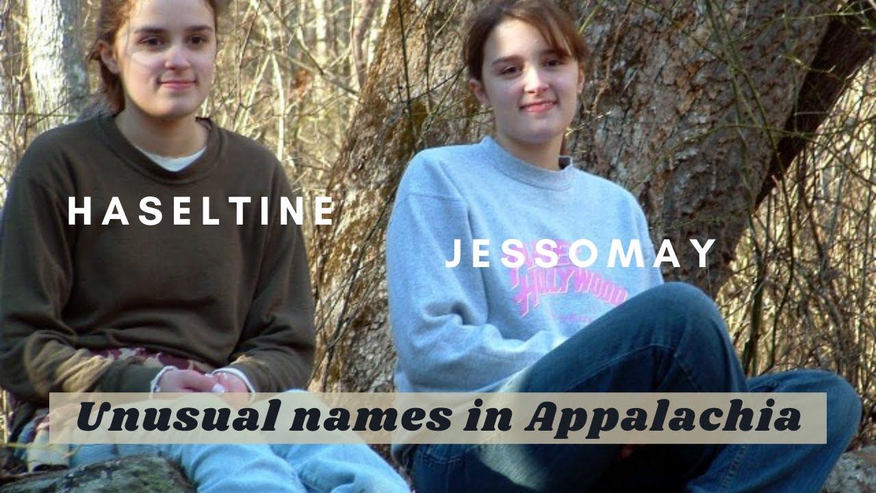 Unusual Names in Appalachia
