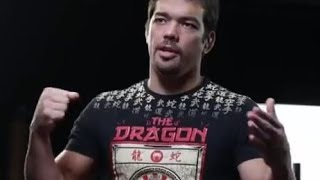 "Lyoto ""The Dragon"" Machida breaks down, in ultra-slow motion, the moves that have made him famous. Watch for these moves as he battles Dan Henderson ..."