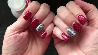 How to Remove Color Street on Acrylic or Gel Nails