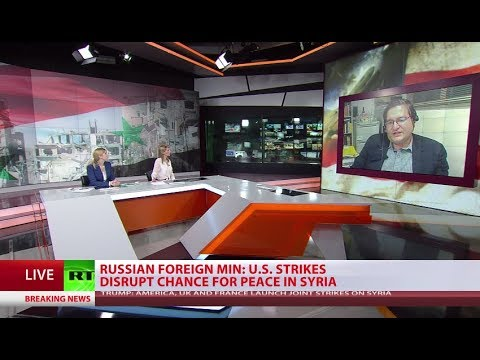 RT's special coverage on US, UK & France launching 'precisio