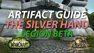 Best Path to Upgrade your Artifact and Why - Holy Pally The Silver Hand