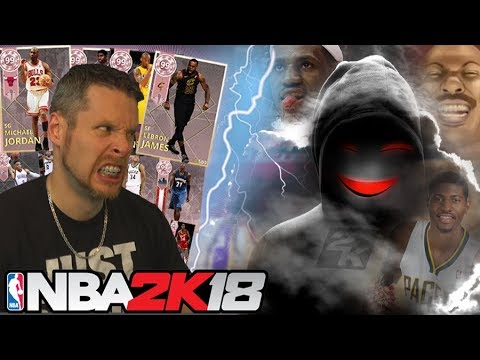 Can a 99 OVERALL GODSQUAD defeat my NBA 2K Nightmare? Mp3