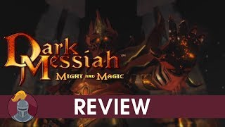 Dark Messiah of Might and Magic Review