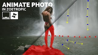 Gambar cover How to Animate Photo on Android | Zoetropic