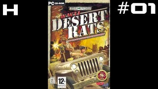 Elite Forces WWII Desert Rats Walkthrough Part 01