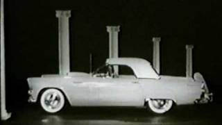 1956 FORD THUNDERBIRD COMMERCIAL