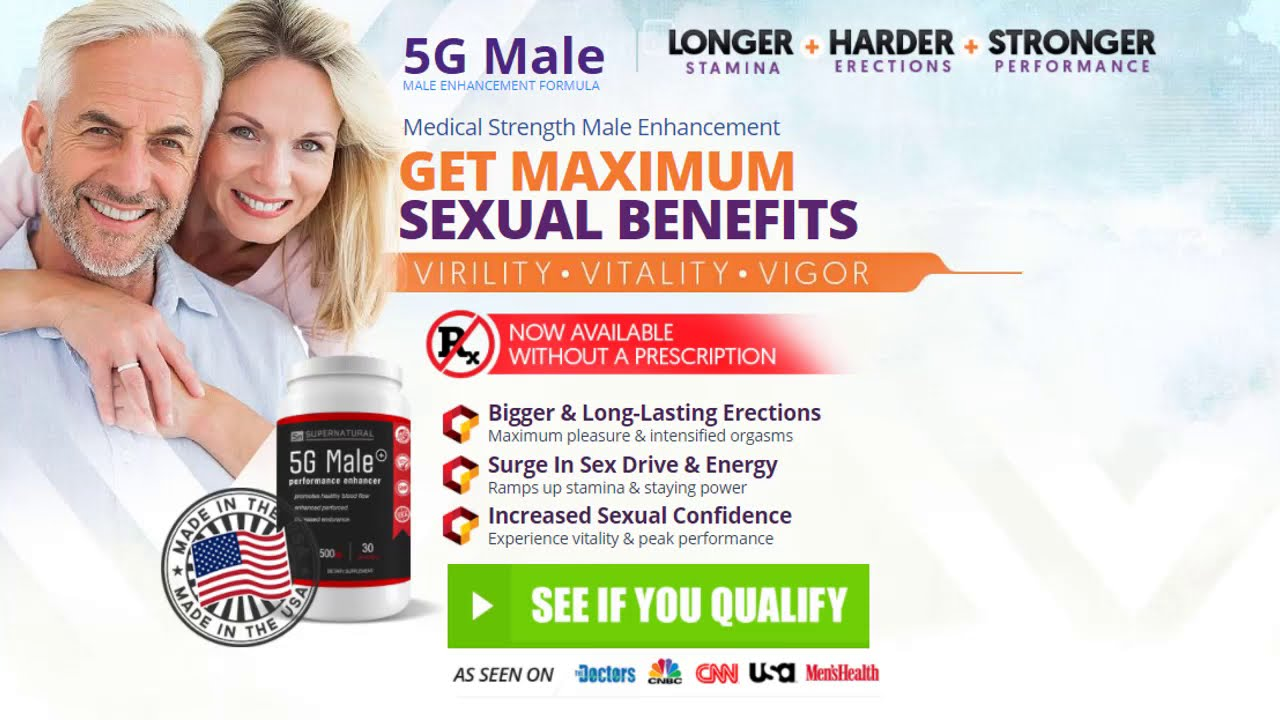 5G Male Plus Review-Does It Really Work Or Scam? - YouTube