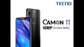 HAVE YOU SEEN THE NEW TECHNO CAMON 11???