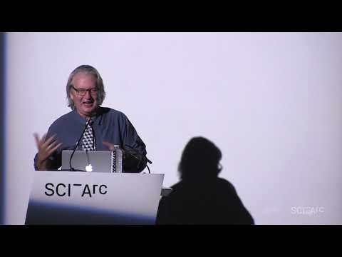Bruce Sterling: Speculative Architecture (September 26, 2018)