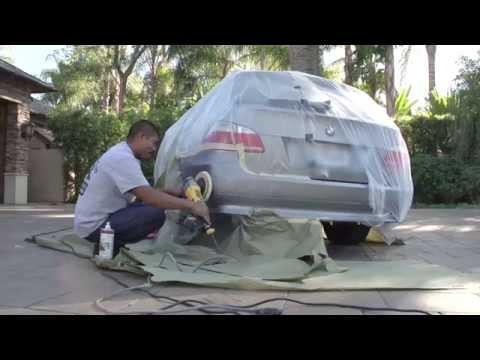 Professional Mobile Bumper Repair