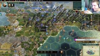 Тупим с Ozzz в Civilization V #5
