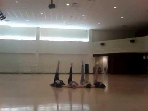 Dance Composition Piece 2014