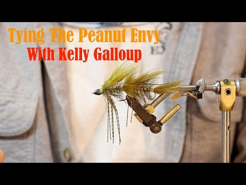 Tying The Peanut Envy with Kelly Galloup