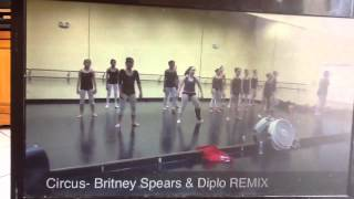 CIRCUS- Britney Spears and Diplo REMIX