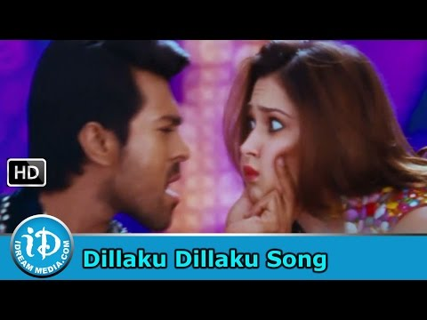 Racha Movie Songs - Dillaku Dillaku Song - Ram Charan - Tamanna - Mani Sharma Songs