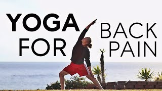 Yoga For Low Back Pain   Fightmaster Yoga