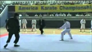 jeet kune do vs karate- first fight (bruce lee series)