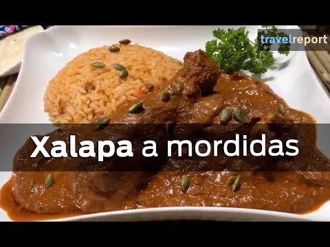 Gastronomía de Xalapa y sus alrededores: qué y dónde comer