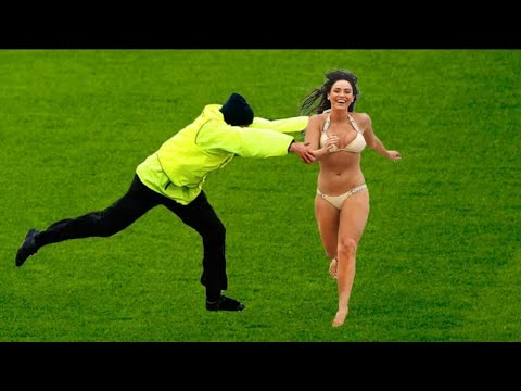 Download Crazy Fans On Field: Funny Football Moments