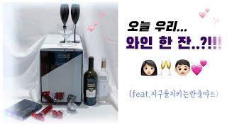 오늘 우리 와인 한잔?!! (feat.지구를지키는반품마…