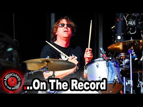 Steve Gorman of The Black Crowes On The Record Mp3