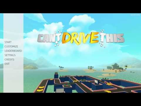 Cant Drive This pc game episode 1. Too much explosions :D |
