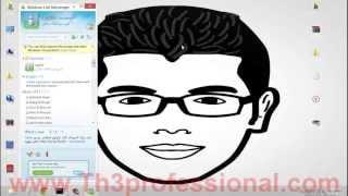 الحلقة729: كيف تستمر في إستعمال Windows live Messenger  بعد إيقافه
