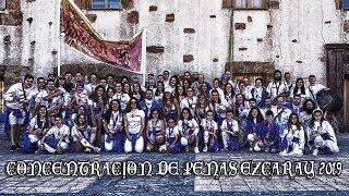 Concentración de Peñas Riojanas en Ezcaray 2019